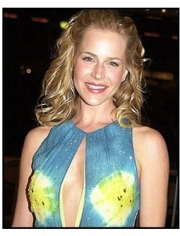 Julie Benz at The Brothers premiere