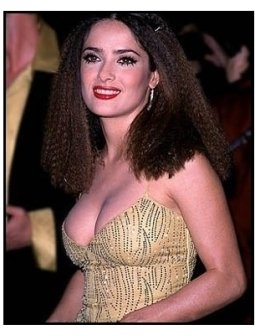 "Salma Hayek at the ""Studio 54"" Premiere"