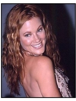 Elisa Donovan at the 2000 Latin Grammy Gala