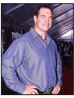 Patrick Warburton at The Emperor's New Groove premiere