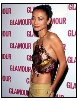 Bai Ling at the 2000 Pre-Emmy Bash