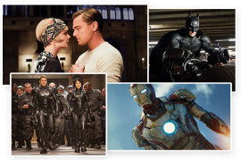 Movie Trailer Expert Series, Dark Knight, Great Gatsby, Pacific Rim, Iron Man 3