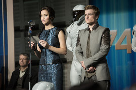 Hunger Games: Catching Fire, Movie Still