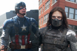 Captain America, Winter Soldier