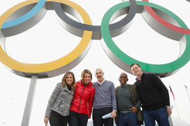 The Today Show, Sochi Olympics