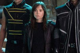 X-Men Days of Future Past, Ellen Page