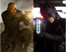Avengers The Dark Knight Rises