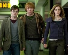 'Harry Potter and the Deathly Hallows - Part I'