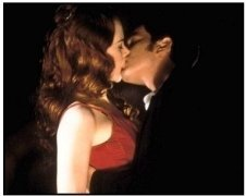 Moulin Rouge movie still: Ewan McGregor and Nicole Kidman