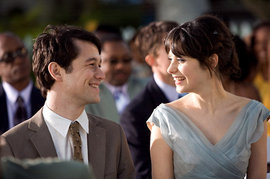 Joseph Gordon Levitt, Zooey Deschanel, 500 Days of Summer