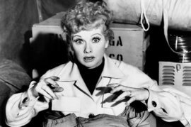 Lucille Ball, Forever, Darling