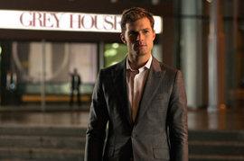 Fifty Shades of Grey, Jamie Dornan