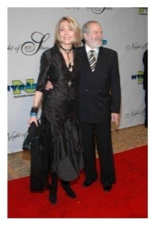 Susan Blakely and Steve Jaffe