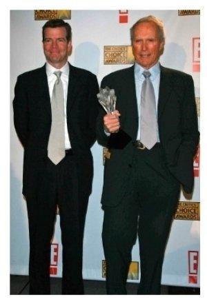 Robert Lorenz and Clint Eastwood