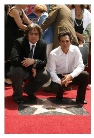 Benicio Del Toro and Mark Ruffalo