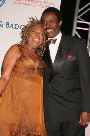 Thelma Houston and Jim Hill