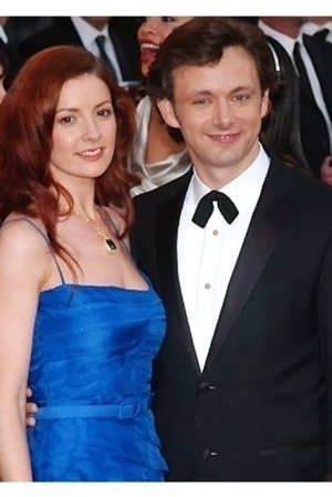Lorraine Stewart and Michael Sheen