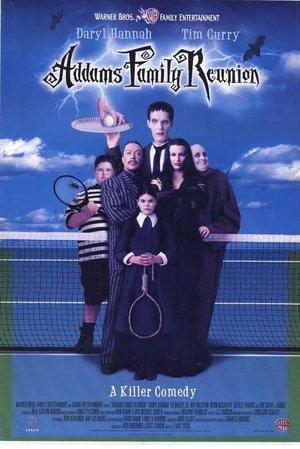 Addams Family Reunion
