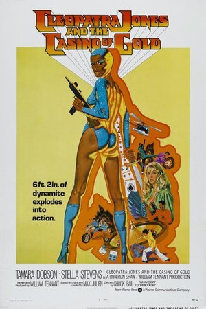 Cleopatra Jones and the Casino of Gold