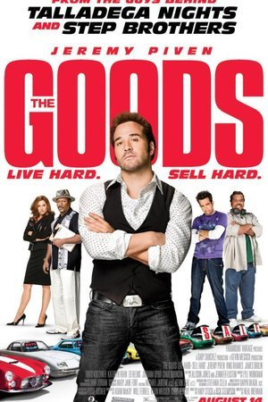 Goods: Live Hard, Sell Hard