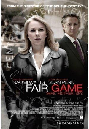 Fair Game: Movie Poster