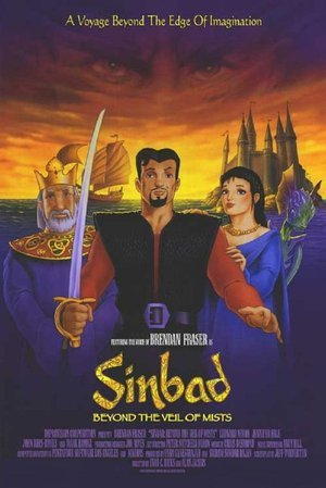Sinbad: Beyond the Veil Mists
