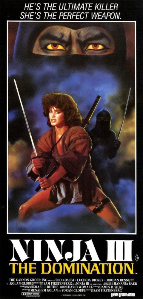 Ninja III - The Domination