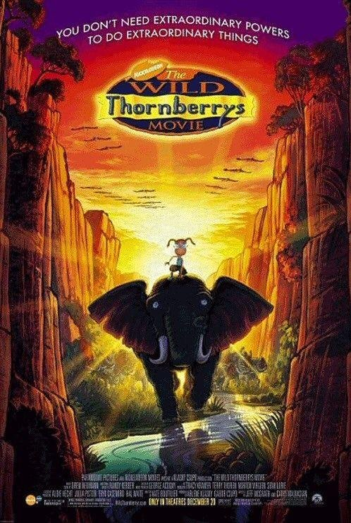 Wild Thornberrys Movie