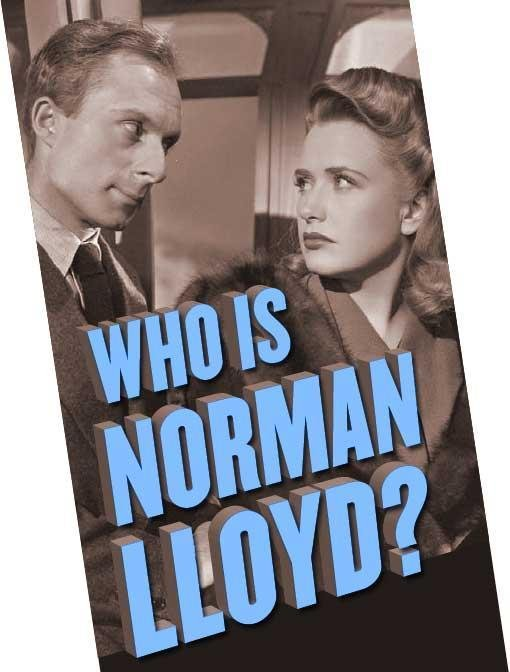 Who is Norman Lloyd?