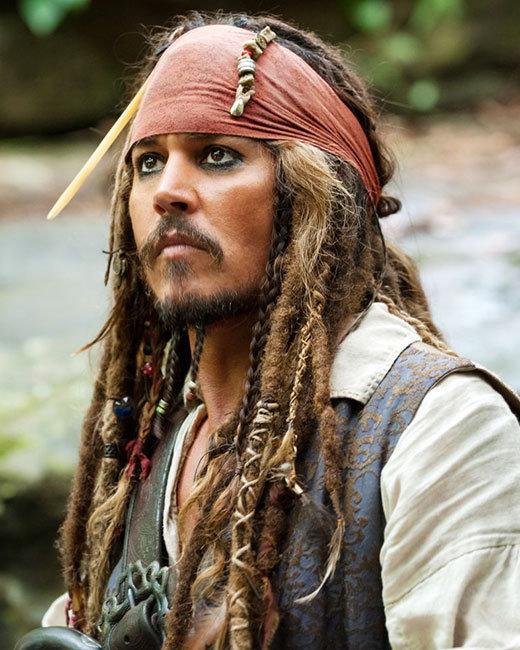 Johnny Depp Pirates of the Caribbean: On Stranger Tides