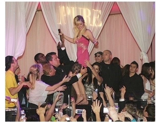 Paris Hilton's 25th Birthday Party Photos: Paris Hilton