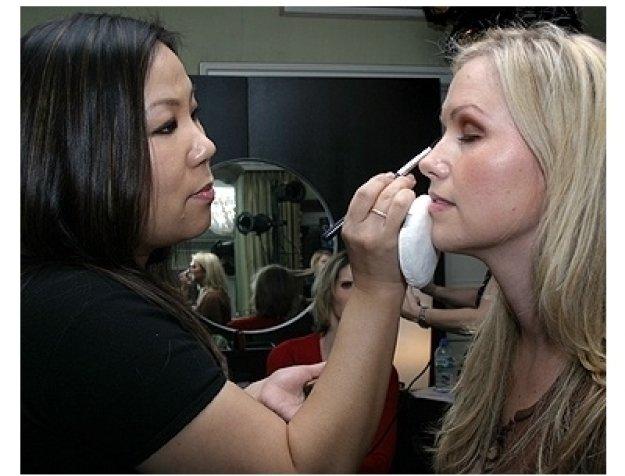 2006 HBO Luxury Lounge Photos: Margi Blash and Taylor Babaian at L'Oreal