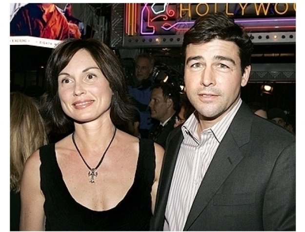 King Kong Premiere Photos: Katherine and Kyle Chandler