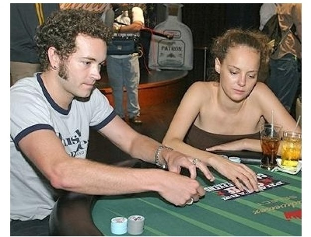 Phat Farm-Stuff Magazine Casino Weekend Photos:  Danny Masterson and Bijou Phillips
