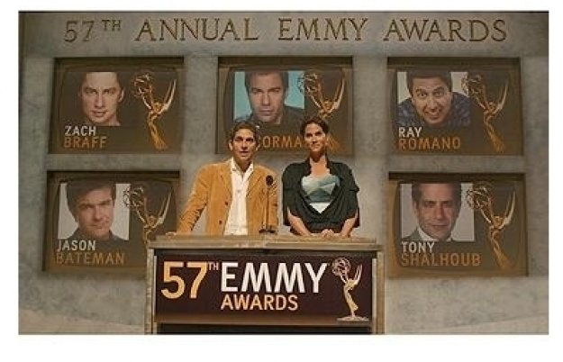 57th Annual Primetime Emmy Award Nominations: Outstanding Actor in a Comedy Series