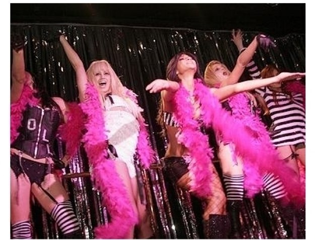Pussycat Dolls at Caesar's: Pussycat Dolls