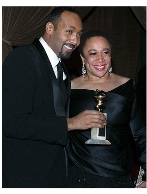 NBC Universal GG After Party Photos: Jesse L. Martin and S. Epatha Merkerson