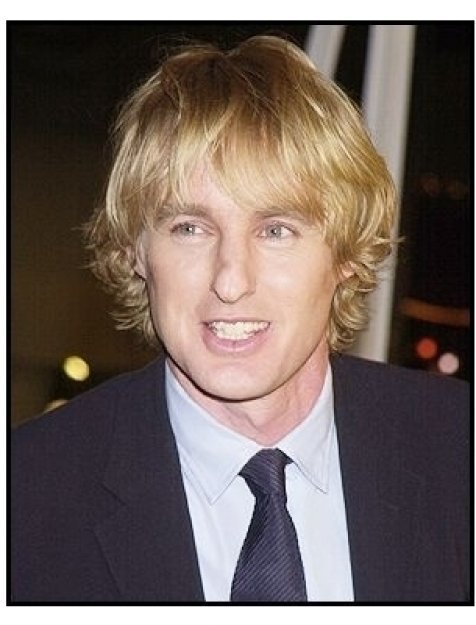 "Owen Wilson at the ""Starsky & Hutch"" Premiere"