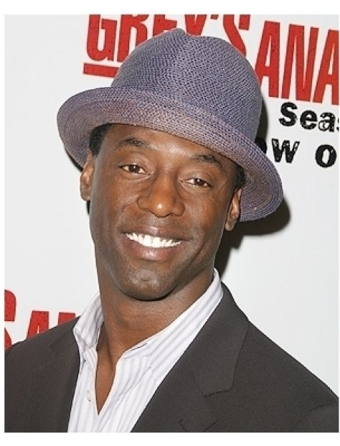 Greys Anatomy DVD Release Party: Isaiah Washington