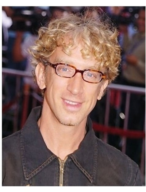 "Andy Dick at the ""Anchorman"" Premiere"