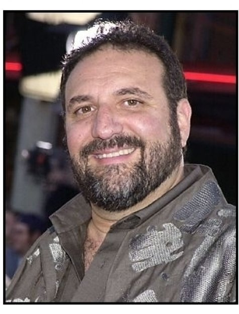 """Joel Silver at the """"The Matrix Reloaded"""" premiere"""