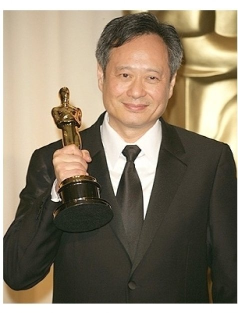 78th Annual Academy Awards Press Room Photos:  Ang Lee