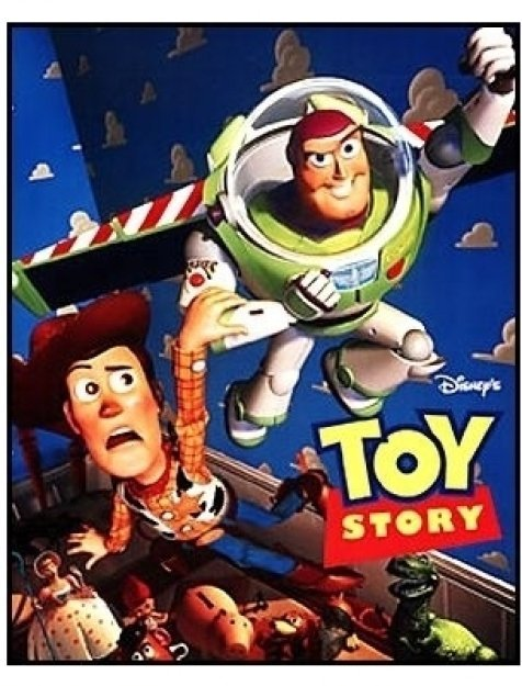 """Toy Story"" Movie Still: Movie Poster"