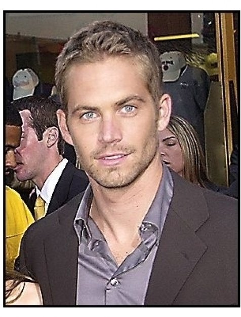 "Paul Walker at the ""2 Fast 2 Furious"" Premiere"