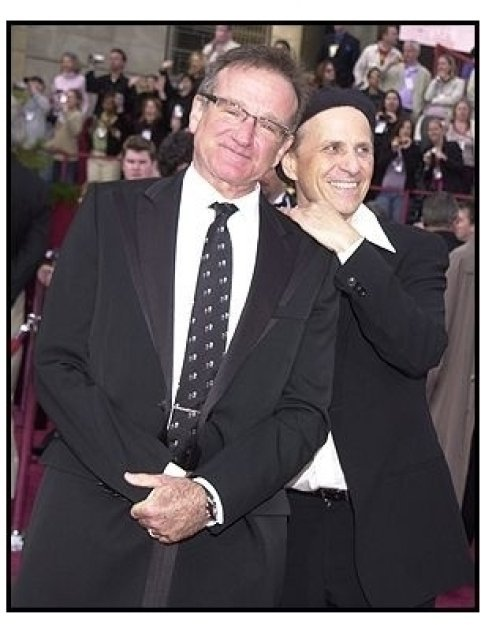 76th Annual Academy Awards - Robin Williams - Red Carpet