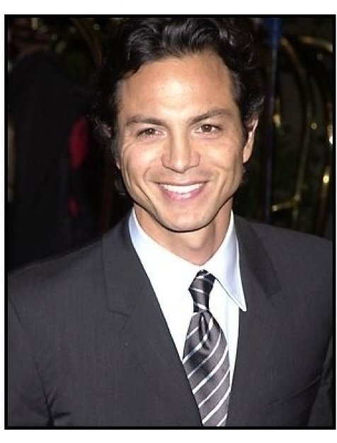 Benjamin Bratt at the 2002 Broadcast Film Critic's Choice Awards