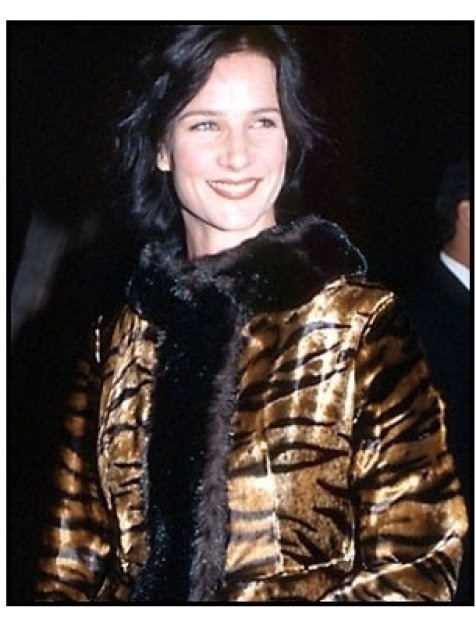 Rachel Griffiths at the Quills premiere