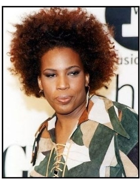 Macy Gray at the 2000 VH-1 / Vogue Fashion Awards