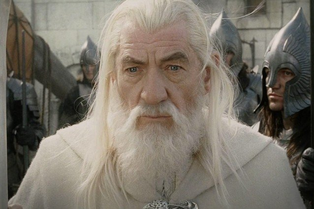 Ian McKellen, Lord of the Rings