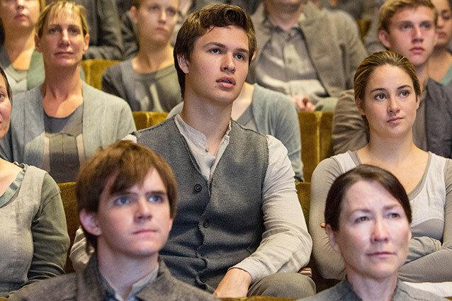 Divergent, Ansel Elgort